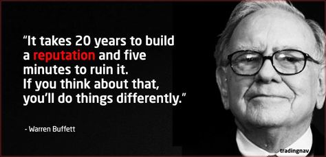 Warren Buffett could well have been thinking Right To Work compliance with this famous quote